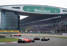 Đua xe F1 Trung Quốc
