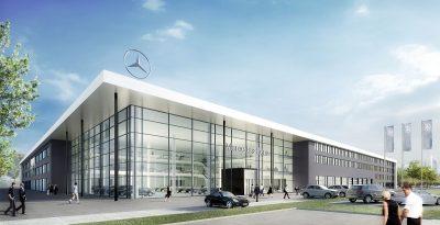 Mercedes cắt giảm việc làm