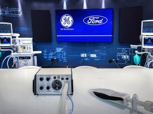 Ford máy thở