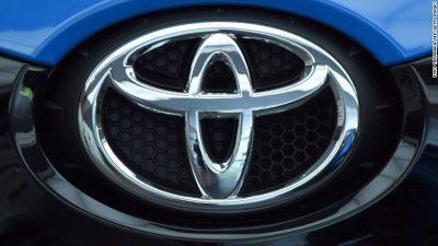 Toyota tín dụng