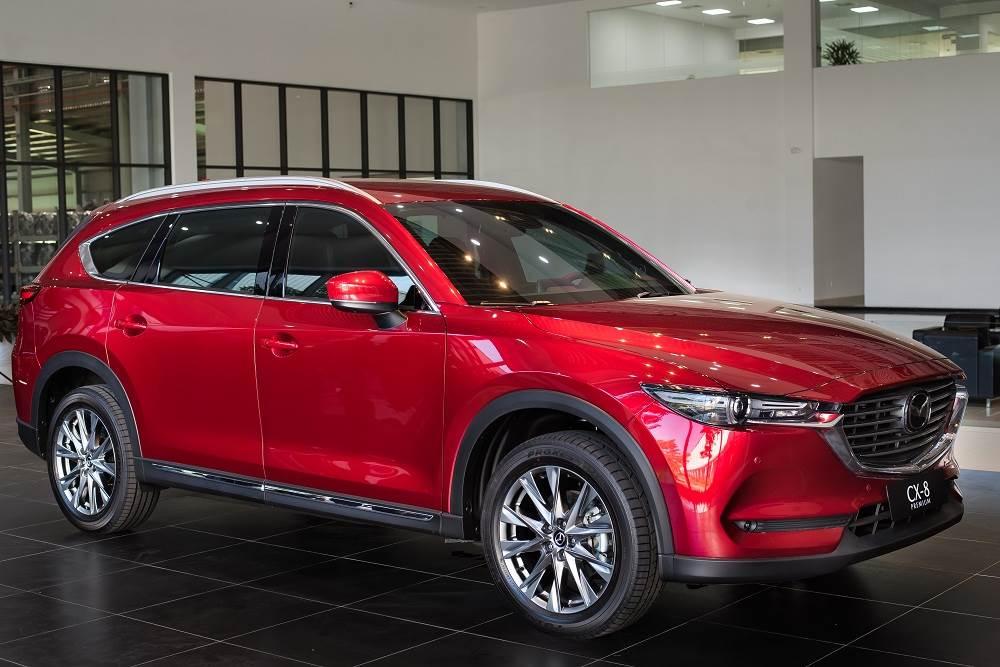 Mazda ưu đãi tháng 3