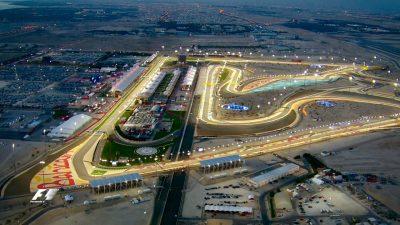 hủy đua F1