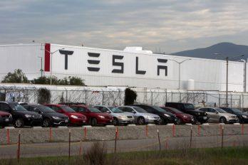 Tesla California