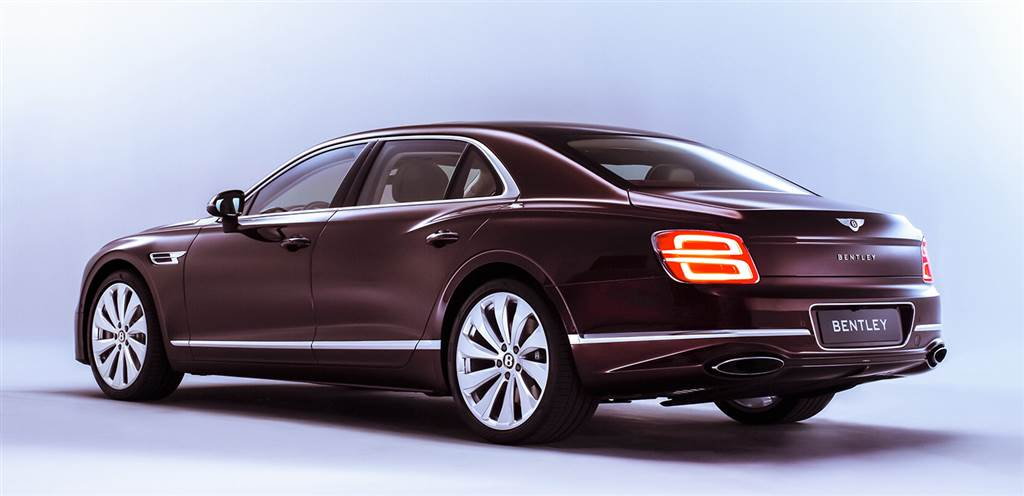 Bentley Flying Spur 2020