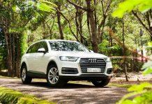 Triệu hồi Audi Q7
