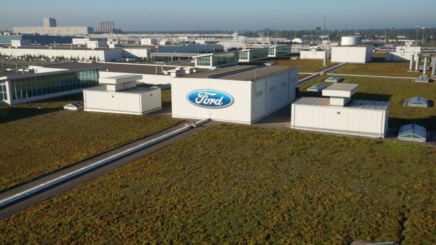Dearborn Ford Factory