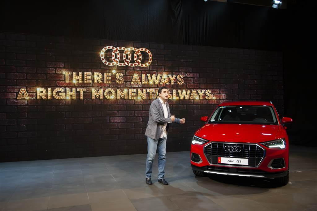 Ra mắt Audi A4 - Q3 -Q7