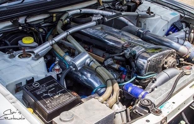 Nissan R33 GTR Wagon