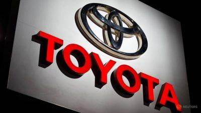 Toyota triệu hồi xe