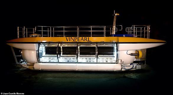 tàu ngầm Vingrou