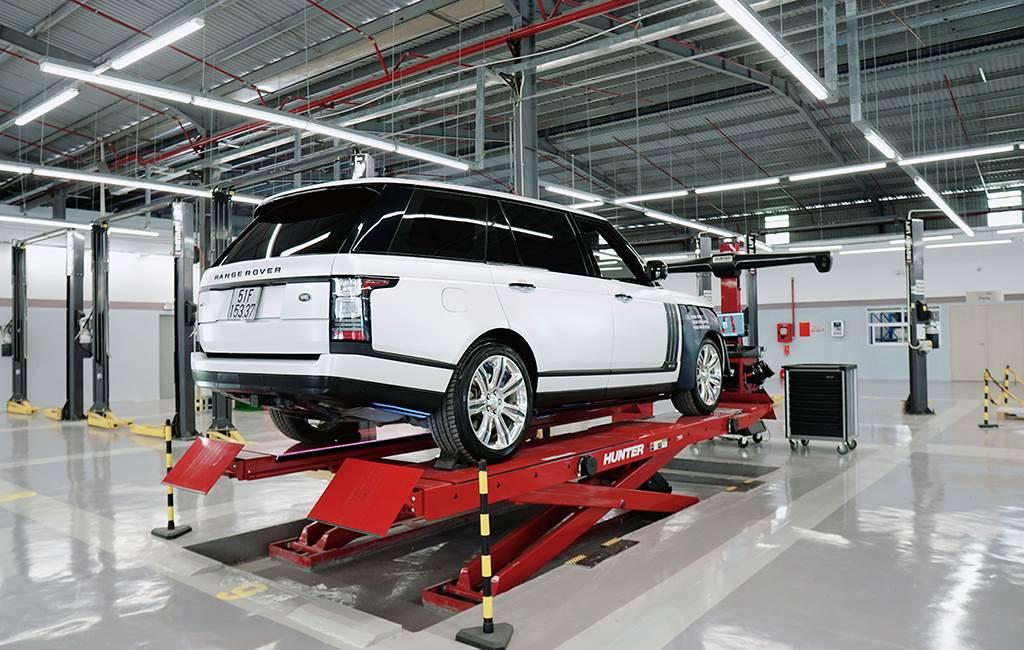 Jaguar Land Rover ưu đãi