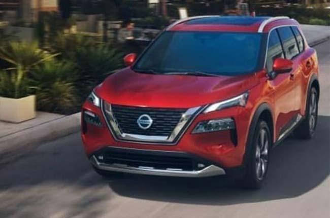 Ra mắt Nissan X-Trail 2021