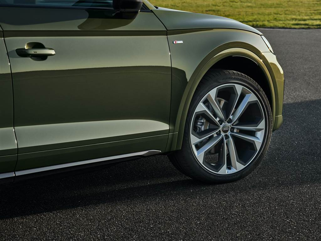 Audi Q5 facelift 2021