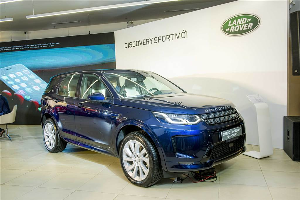 Ra mắt Discovery Sport