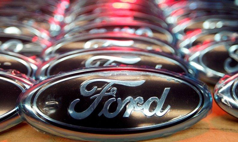 Ford triệu hồi xe