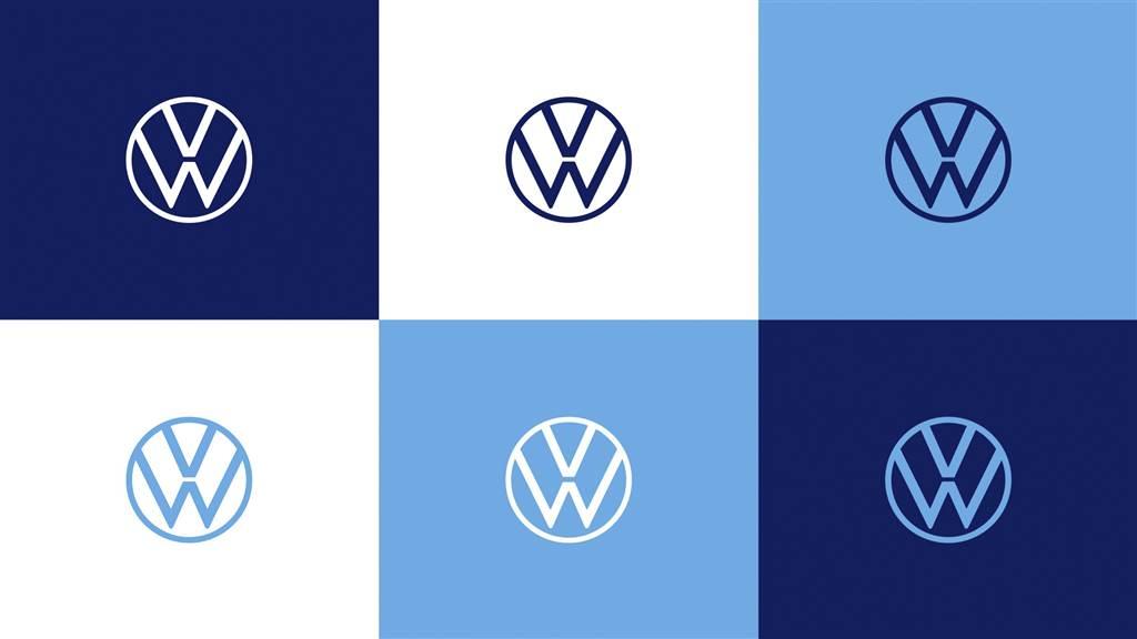 Volkswagen thay đổi thiết kế logo