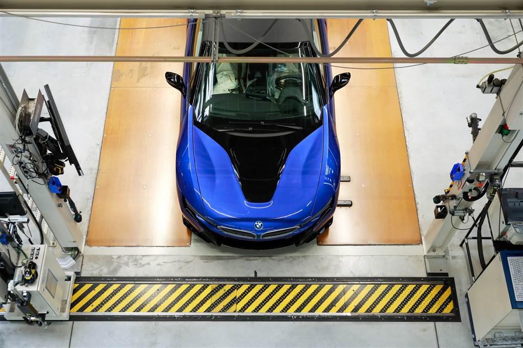BMW i8 ngừng sản xuất