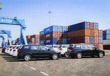 Thaco xuất khẩu Kia Sedona