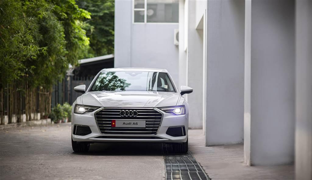 Audi A6 mới