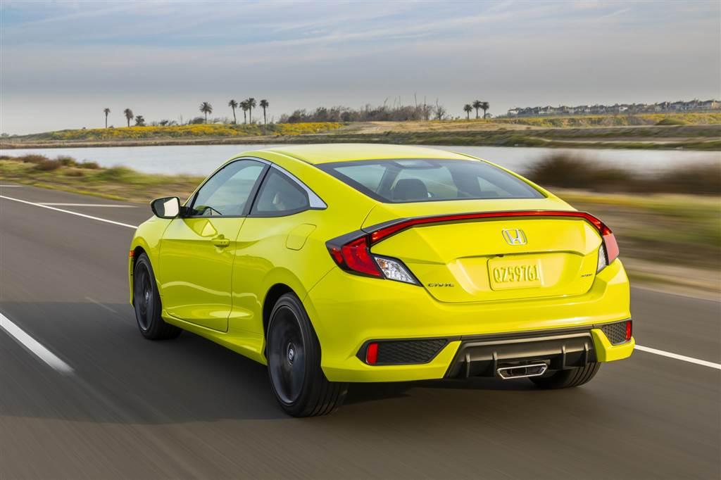 Honda coupe