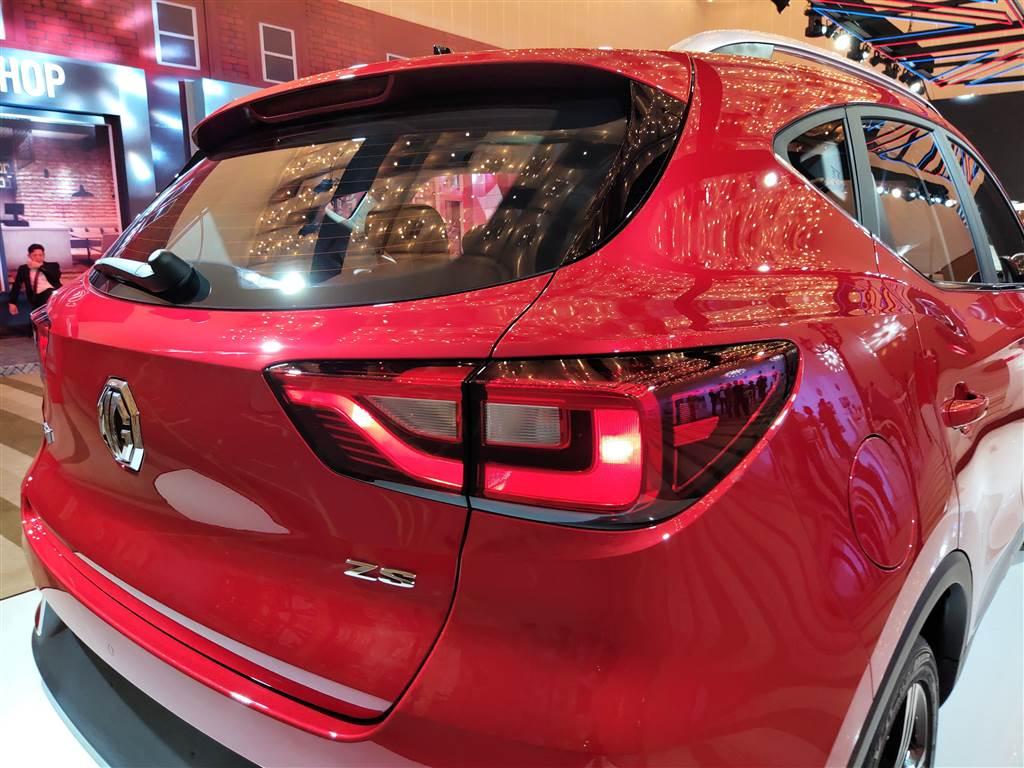 Ra mắt xe MG ZS