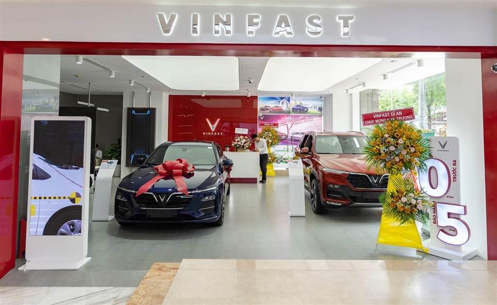 VinFast khai trương showroom