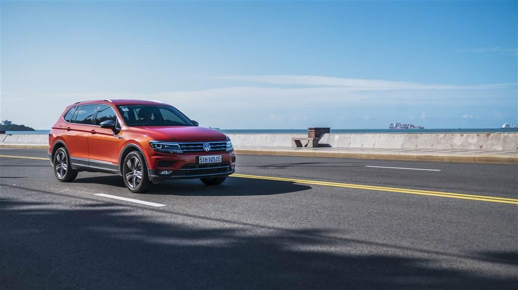 Volkswagen khuyến mãi tháng ngâu