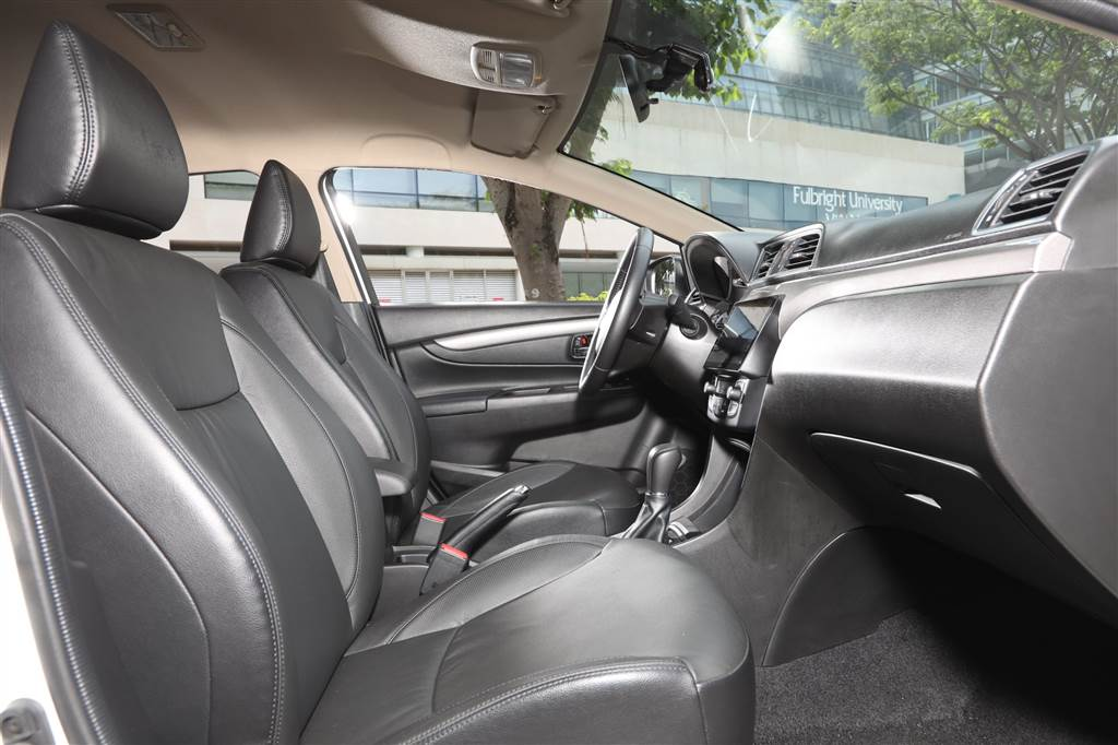 Ra mắt Suzuki Ciaz