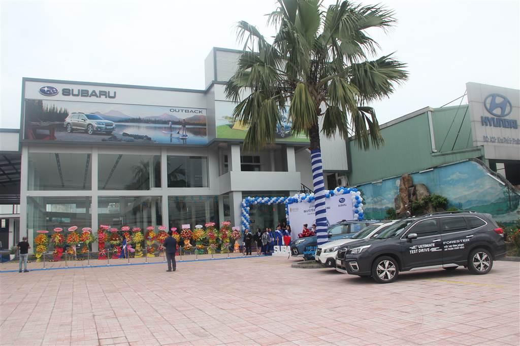 Subaru Đồng Nai