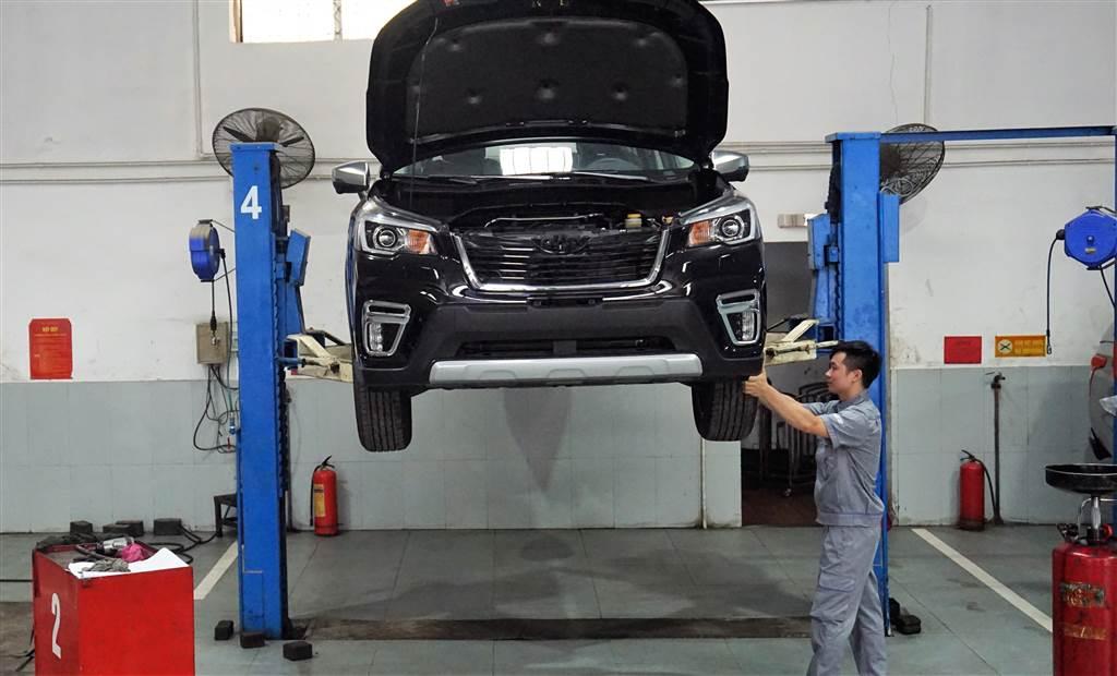 Subaru Giải Phóng