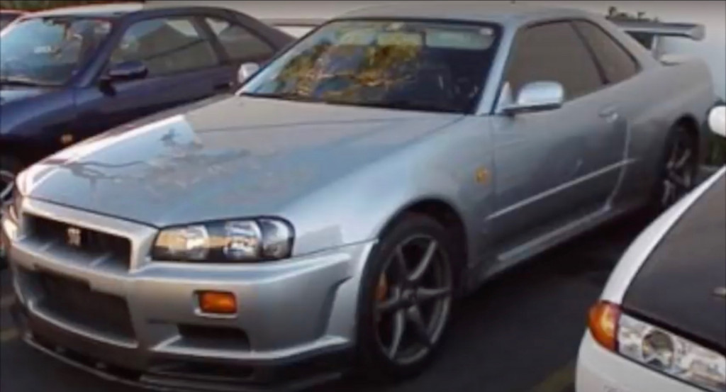 Skyline R34 Paul Walker