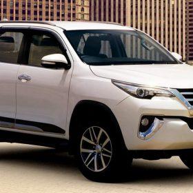 Toyota triệu hồi Fortuner