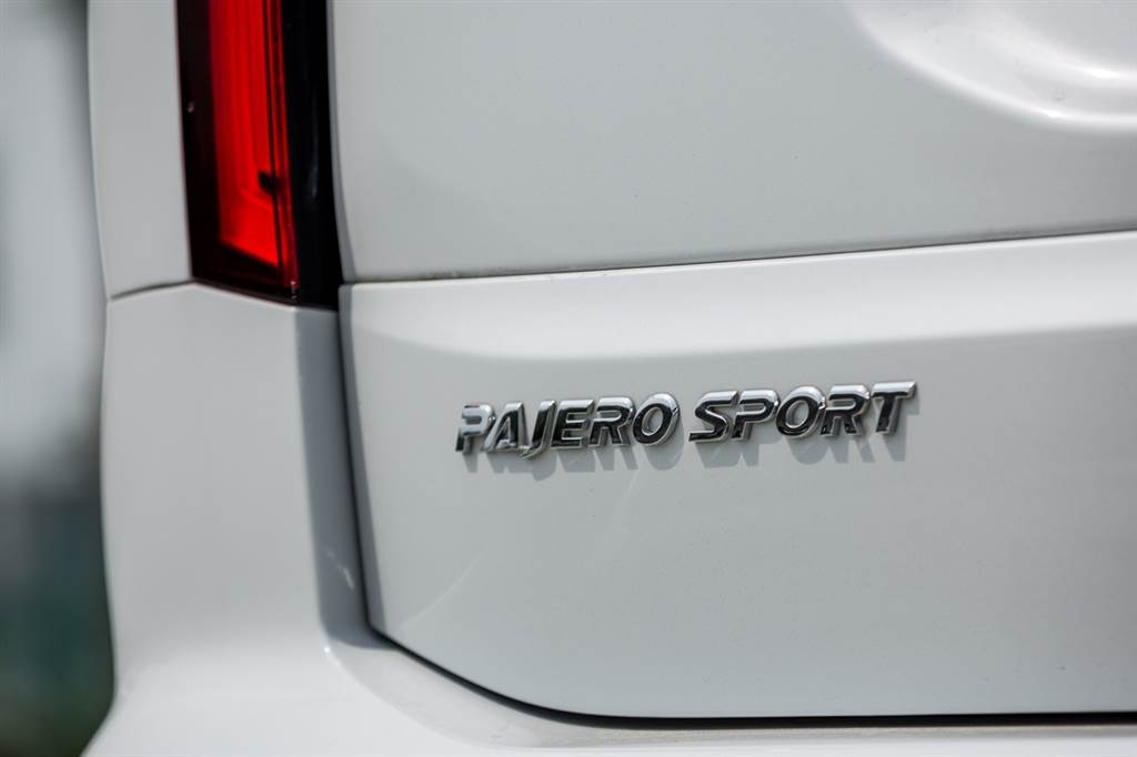 Pajero Sport 2020 ra mắt