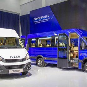 Iveco mini Bus