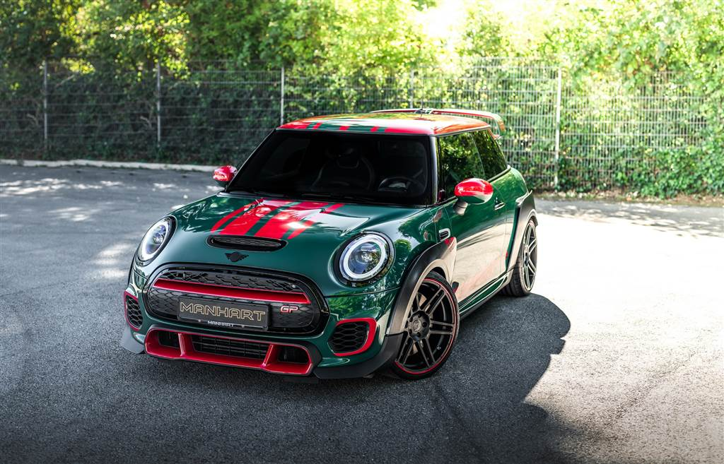 Mini JCW GP3 F350 Manhart
