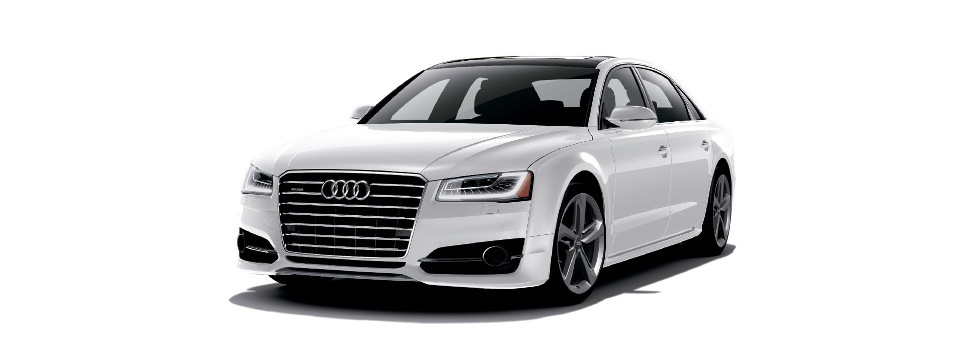 Audi A8L 4.0 TFSI