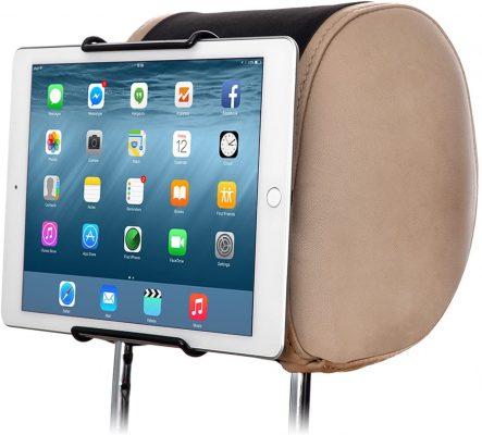 Kẹp iPad trên ô tô