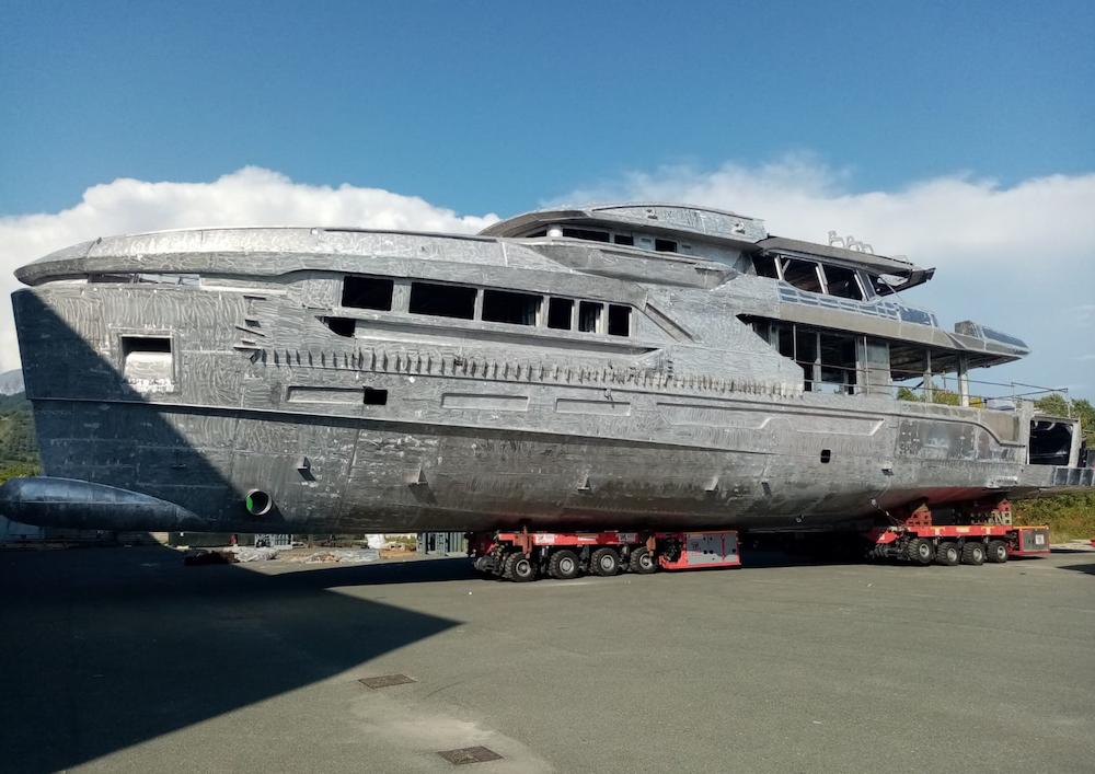 Du thuyền Baglietto DOM 133