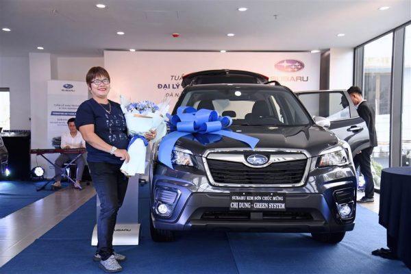 Subaru Sơn Trà