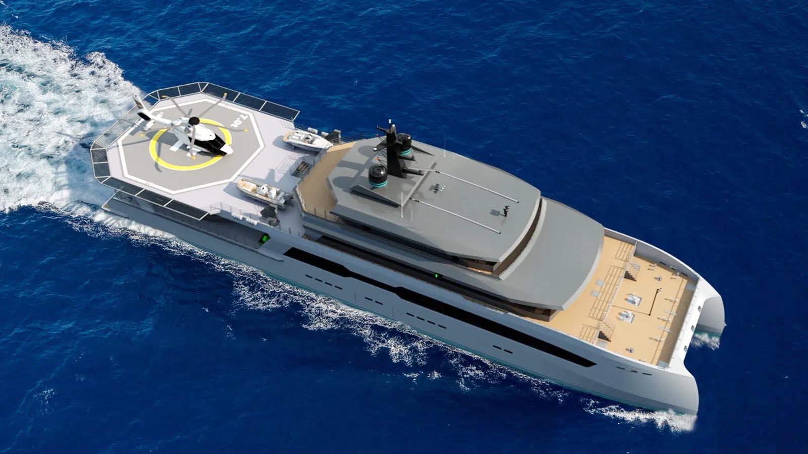 Heven Yacht