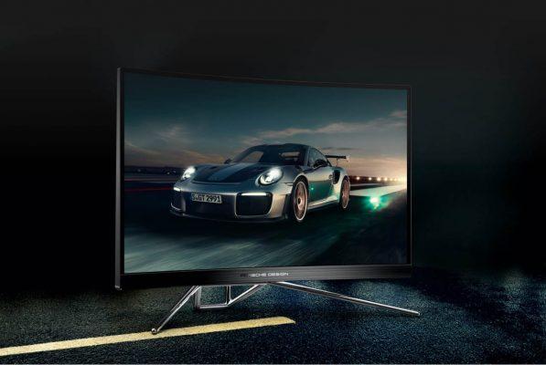 Màn hình game AGON 27 Porsche Design