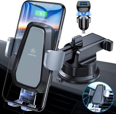 Sạc điện thoại không dây ô tô