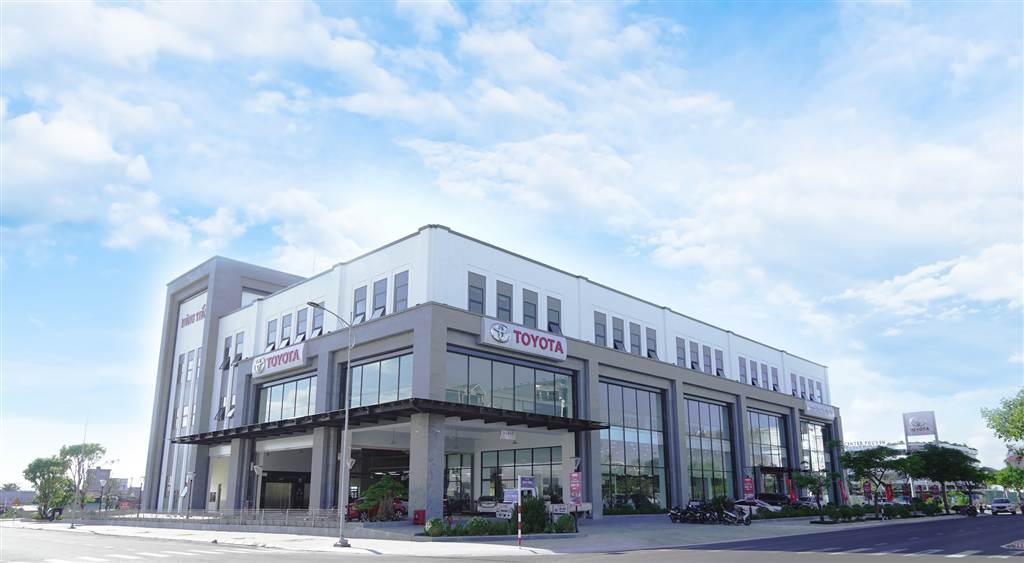 Toyota Dũng Tiến Phú Yên