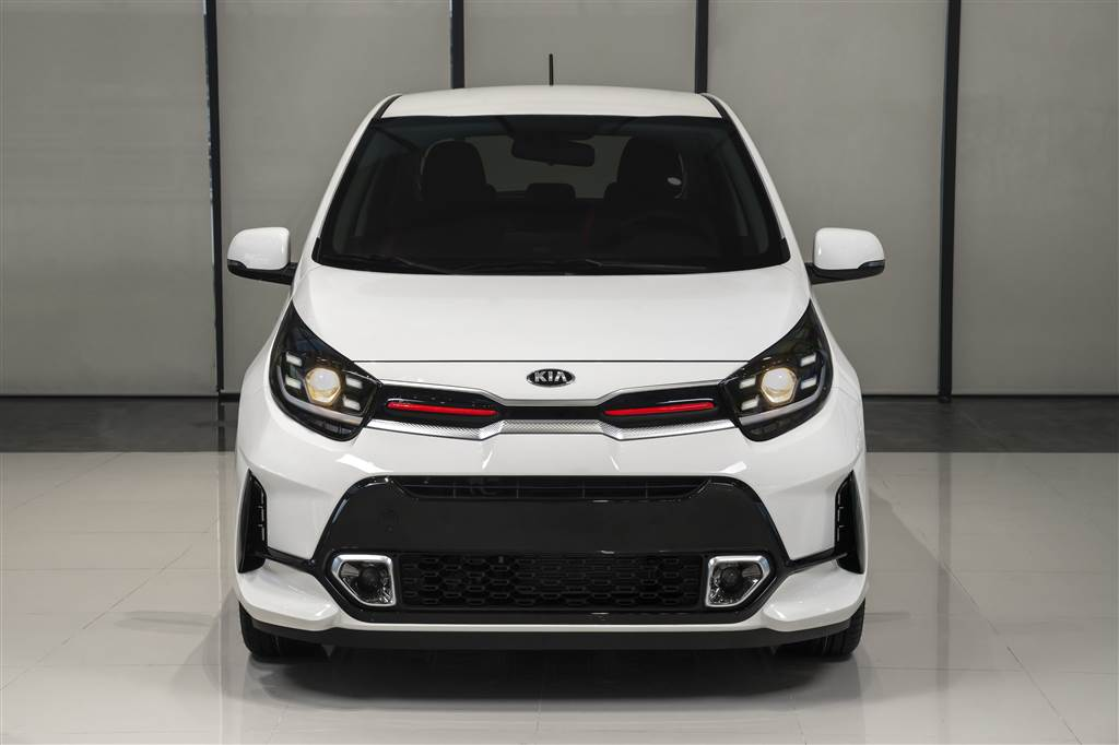 New Kia Morning ra mắt