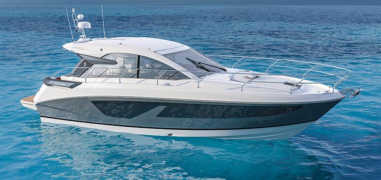 Du thuyền Gran Turismo 41 Beneteau