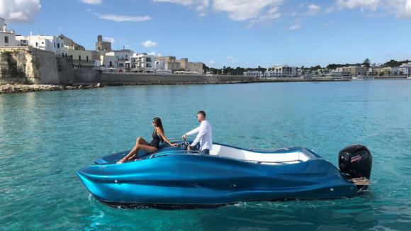 Du thuyền Mambo in 3D
