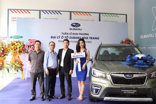 Subaru Nha Trang