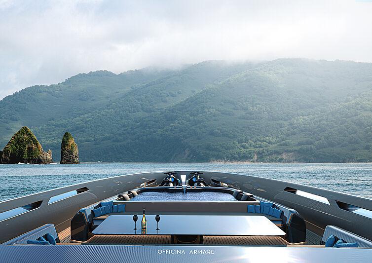 Siêu du thuyền BadGal