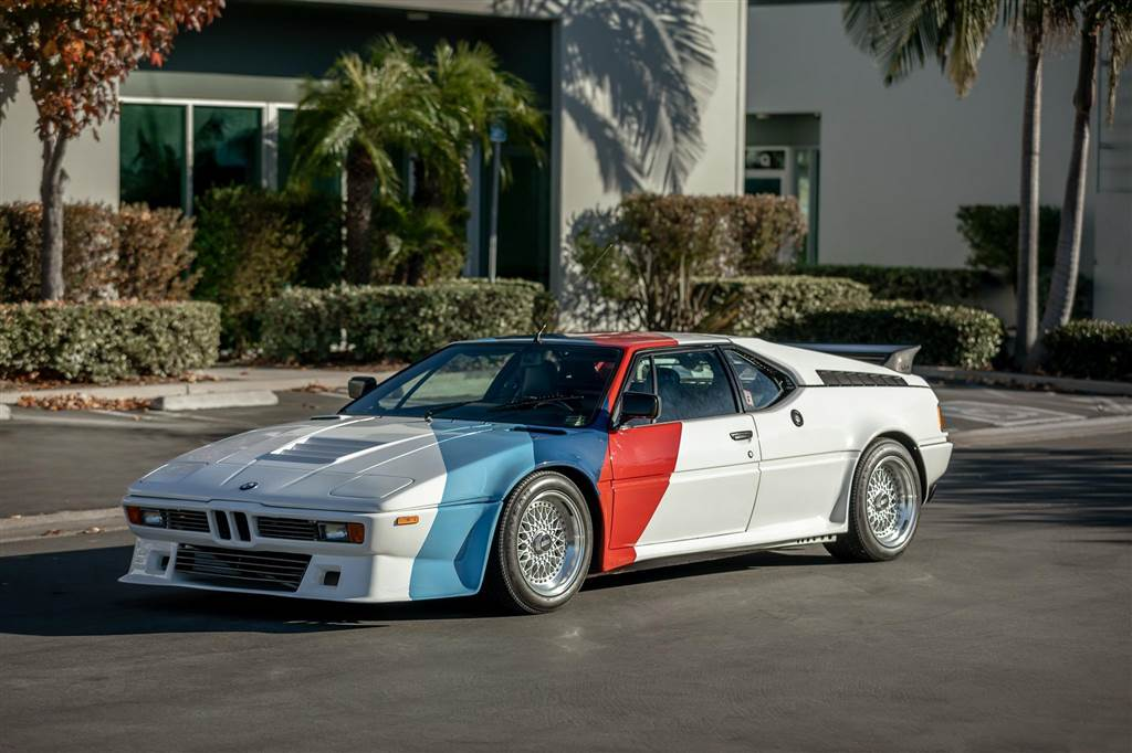 BMW M1 Paul Walker