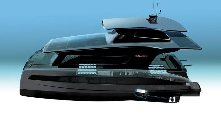 Du thuyền Volkswagen